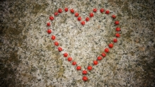 red-stone-heart